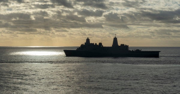 NCIS is investigating the death of a sailor aboard a Navy warship deployed to Europe