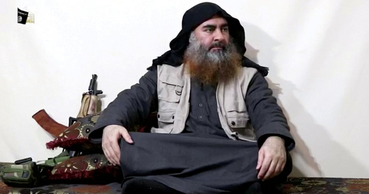 US special operations forces behind al-Baghdadi raid awarded Presidential Unit Citation
