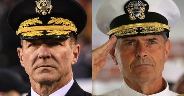 McConville, Moran confirmed as new Army and Navy chiefs