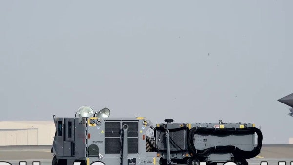 Watch 2 F-35s flex in 'beast mode' in support of US troops in Afghanistan
