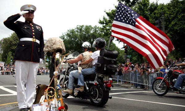 Thunder's end: the final Rolling Thunder motorcycle ride will fall silent on Memorial Day