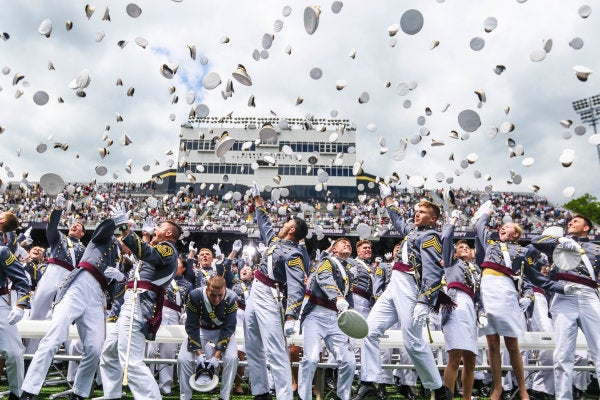West Point just graduated the most diverse class in its history