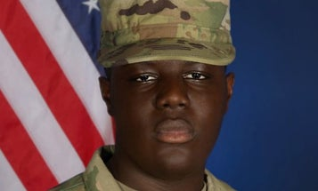 Fort Bliss soldier dies after falling into the Rio Grande