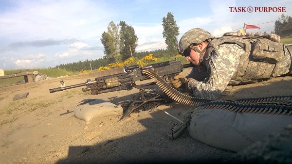 Video review: the new M240 Lima is so hot right now