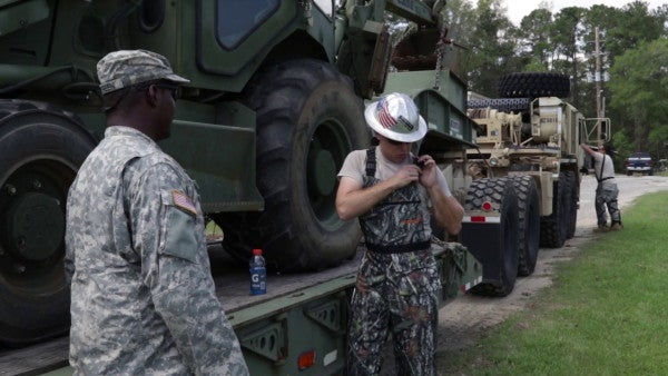 US military bases are preparing for hurricane season while still reeling from the last one