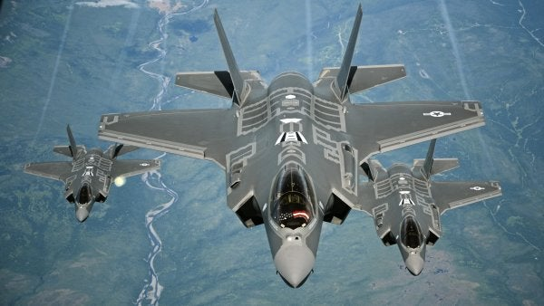 F-35 becomes first fifth-generation aircraft to draw a 'sky penis'