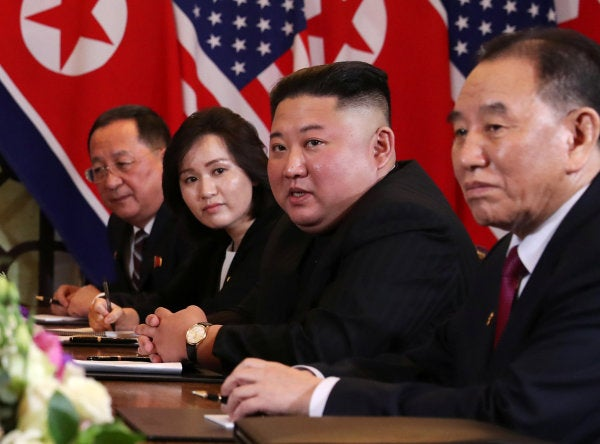 North Korea reportedly executes diplomatic team behind failed nuclear deal