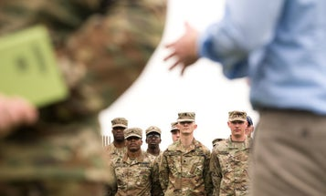 Pentagon to White House: Stop politicizing the military