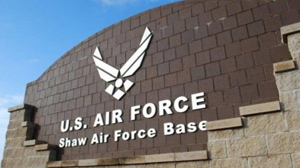 3 airmen have died at Shaw Air Force Base in the last 2 weeks