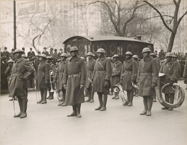 Lawmakers push for a WWI medal review to ensure minorities get the recognition they deserve