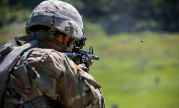 The Army is working on a tiny assault rifle that can punch clean through body armor