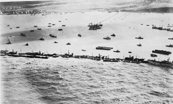 The ingenious feat of military engineering that made D-Day such a massive success for the Allies