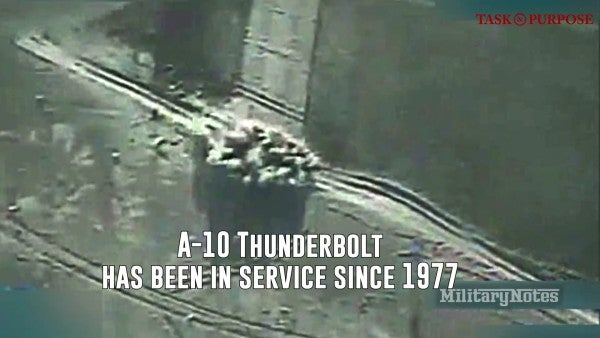 Close Air Support: A-10 Warthog vs. F-35 Lightning