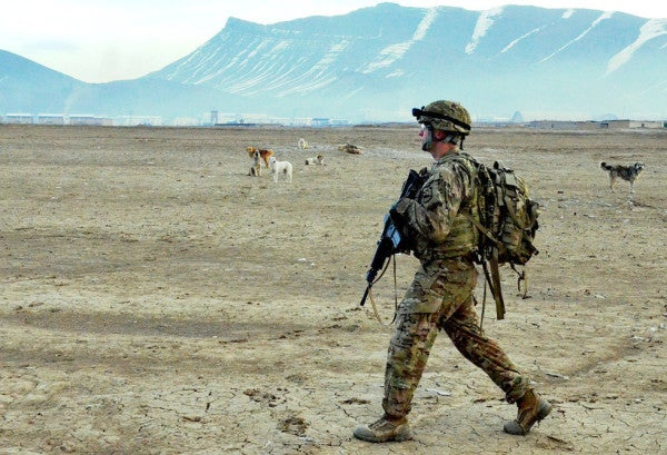 The number of armed contractors in Afghanistan has increased more than 65% since Trump took office