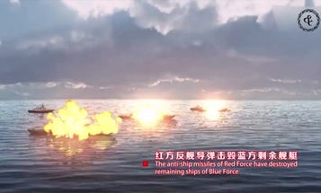 New Report Says China's Military Could Dominate by 2049