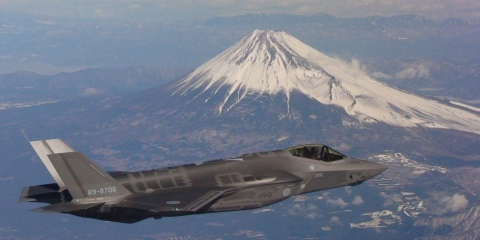Here's what happened to that Japanese F-35 that mysteriously disappeared in the Pacific