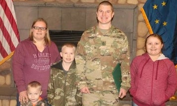 Alaska National Guard sergeant drowns while dipnetting