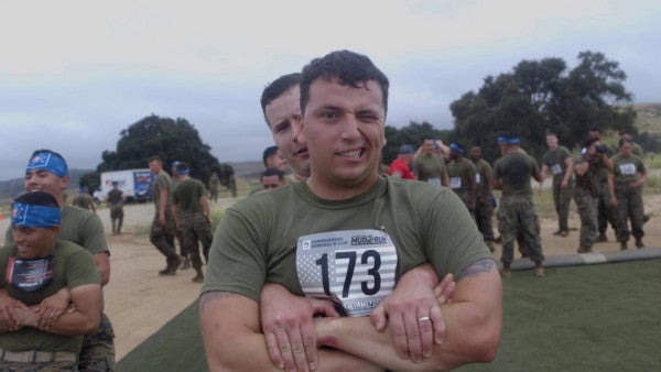 Camp Pendleton Marines once again got to revel in joy of watching civilians get destroyed by mud