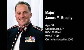Remains of Marines killed in a KC-130J crash last year have been recovered