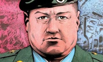 Legendary Green Beret Roy Benavidez is the star of a graphic novel about his Vietnam heroics
