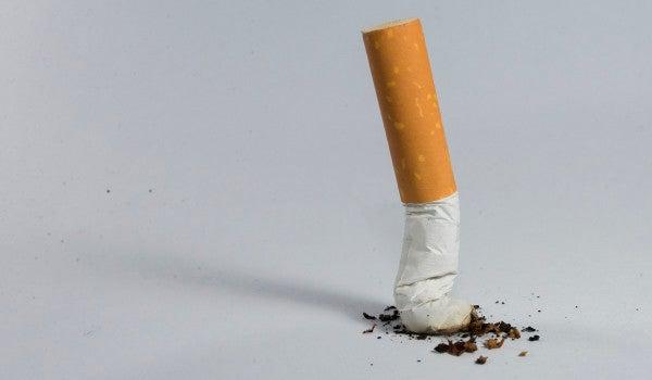 Sorry, but there's no smoking at VA hospitals anymore