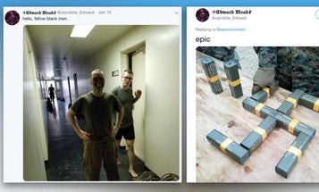 The Marine lance corporal who praised Nazis is being booted from the Corps