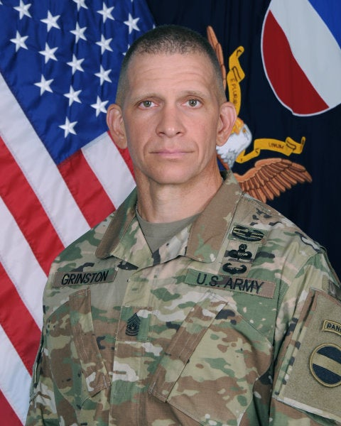 Michael Grinston selected as next Sergeant Major of the Army