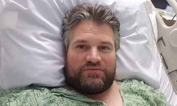 EXCLUSIVE: After the VA missed a spine-eating infection, a loophole kept him from suing. A new bill would change that for other vets