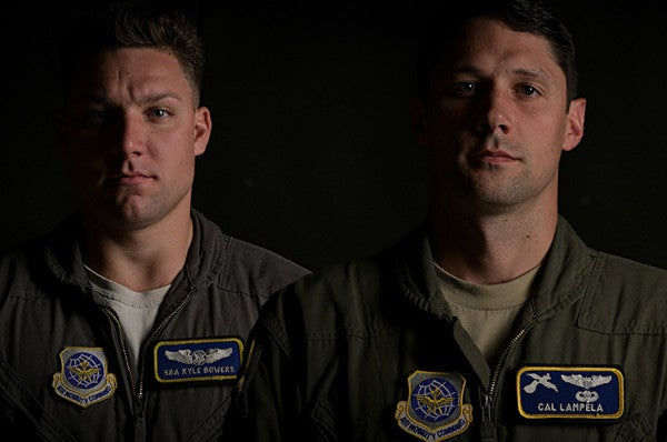This C-17 crew fought near-zero visibility and broke diplomatic protocol to save a life. Now they're up for awards