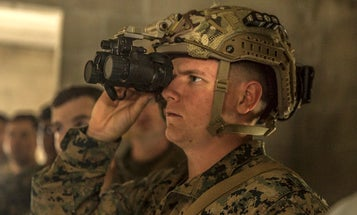 The Marine Corps is looking for yet another lightweight helmet for grunts