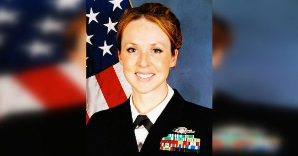 A lawmaker wants to name a Navy ship after the senior chief killed in a suicide bombing in Syria