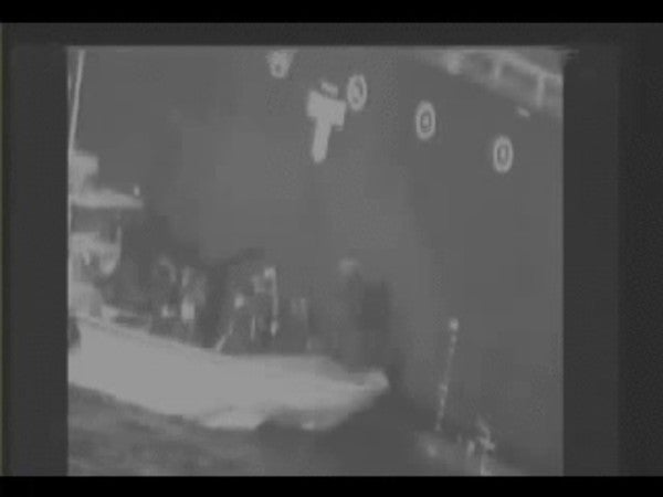 CENTCOM claims this video implicates Iran in the oil tanker attack in the Gulf of Oman