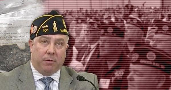 Bill-burning, backstabbing, and backroom deals: Inside the American Legion in its 100th year