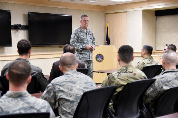 I graded the Army Staff College and its leadership. Now a graduating officer grades my advice