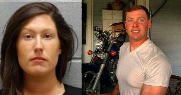 Wife charged in shooting death of Army soldier days after he filed restraining order against her