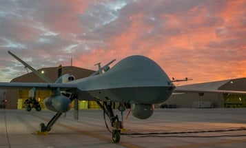 Trump hopes to sidestep an arms pact to sell more drones to sketchy countries