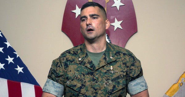 Investigation shows Lt. Col. in charge of Corps' 1st Recon was fired for alleged 'misconduct' but has not been charged