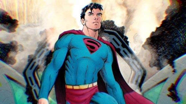 So, Superman is a Navy SEAL now