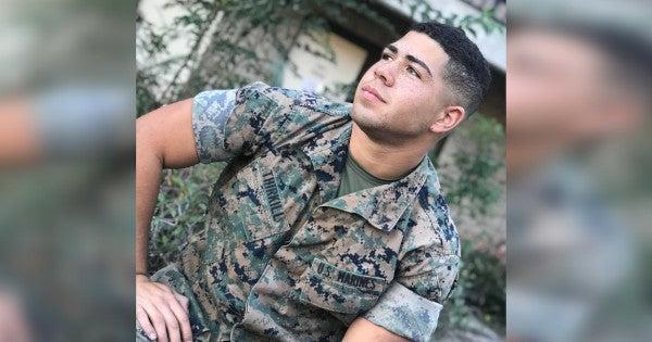 Marine killed in vehicle collision near MCAS Beaufort
