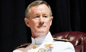 McRaven reveals his biggest fear during the planning of the raid that killed Osama bin Laden