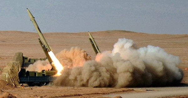 Iranian Revolutionary Guard chief: Iran's ballistic missiles can easily strike 'carriers in the sea'