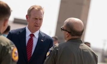 Patrick Shanahan is out as acting defense secretary