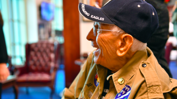 Last surviving medic from 'Band of Brothers' Easy Company laid to rest