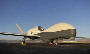 Iran just blasted one of the US military's most advanced drones out of the sky