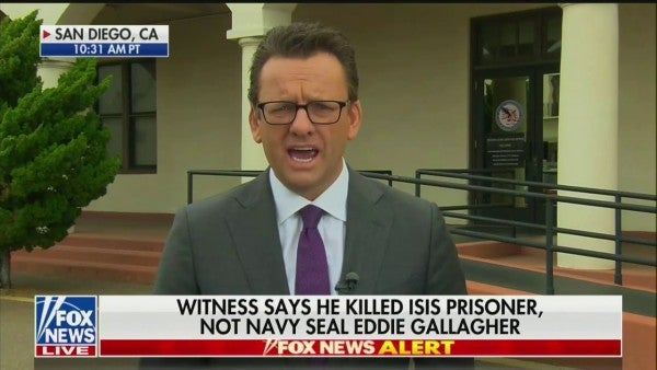 Navy SEAL claims he, not Eddie Gallagher, executed ISIS prisoner in Iraq