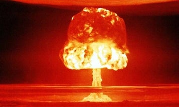 The Joint Chiefs of Staff published, then quickly deleted, its new nuclear doctrine