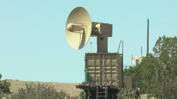 The Air Force has a new drone-killing microwave weapon named 'Thor'