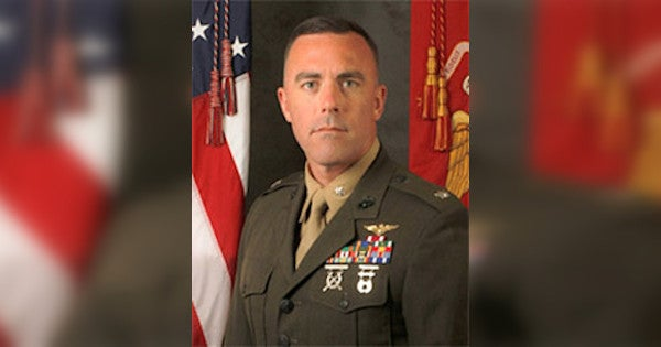 Hawaii Marine officer relieved of command following undisclosed 'liberty incident'