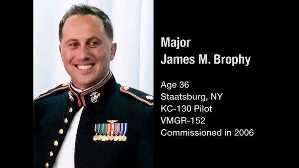 Remains of 3 Marines killed in KC-130 crash off Japanese coast identified