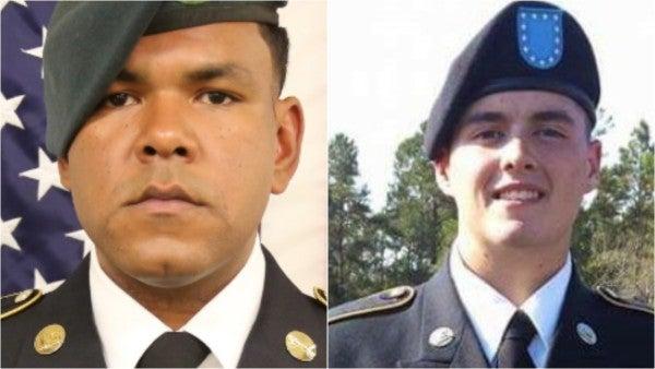 Pentagon identifies Green Beret and explosive ordnance disposal specialist killed in Afghanistan